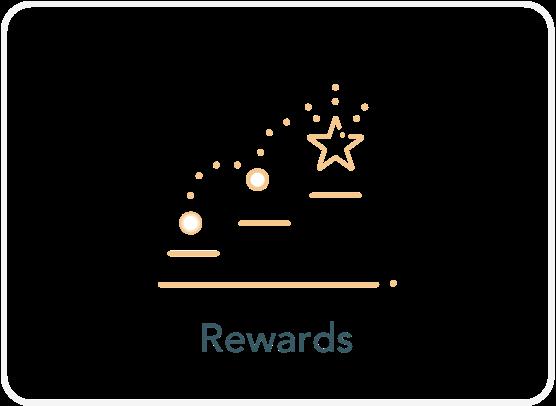 des récompenses