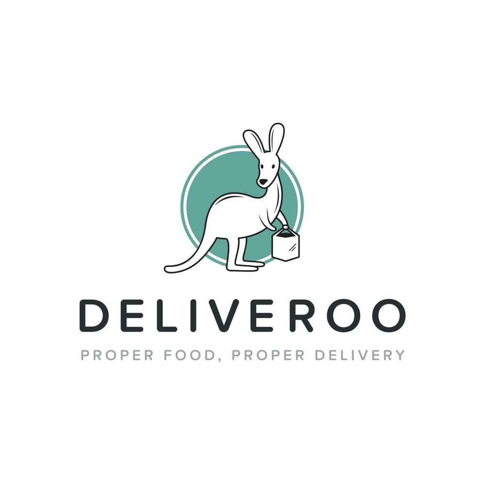 Deliveroo logo (colour, text underneath, English tagline).jpg