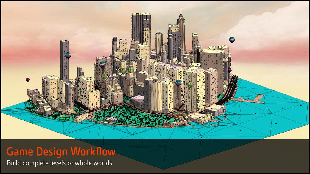 Game design workflow