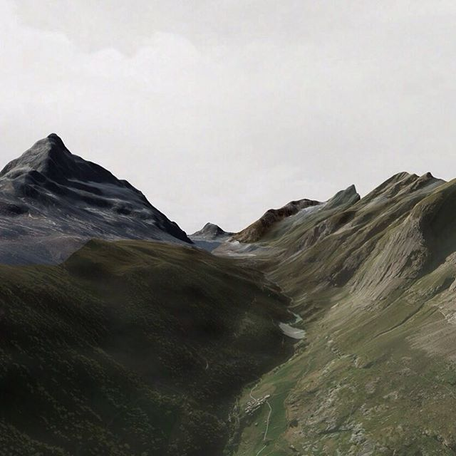 See your worlds from a height  #mantle3dtech #terrain #height #imageoverlay #theme #style #mappingdata #geography #indiedev #indiegames #unity3d #unityassetstore #satellite #nofilter #mountains #gaming #vr #ar #geolocation #gameenvironment #gameworld #game #3d #design #world #green #environment