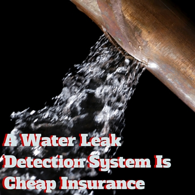 Water Leak Detection Systems Prevent Basement Flooding
