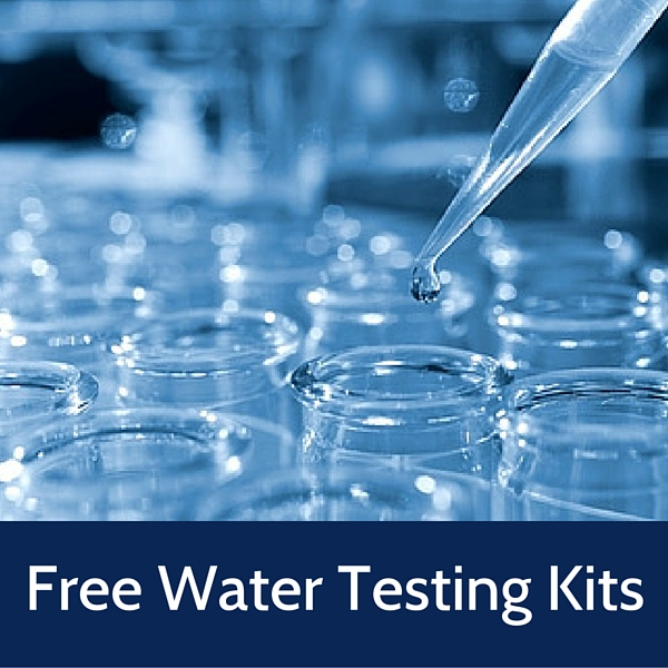 Contact Us For A Free Water Testing Kit