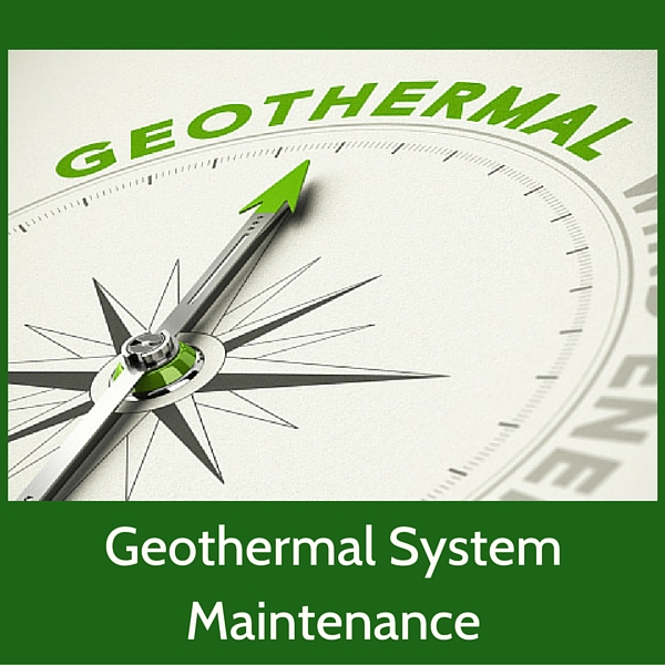 Geothermal Maintenance