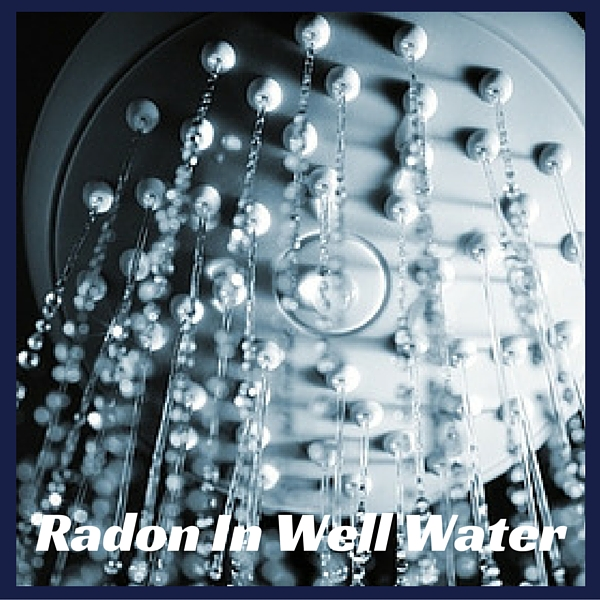 Radon In Well Water