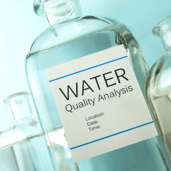 Water Quality Testing Ensures Contaminant Free Water
