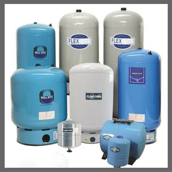 Water Well Pressure Tanks