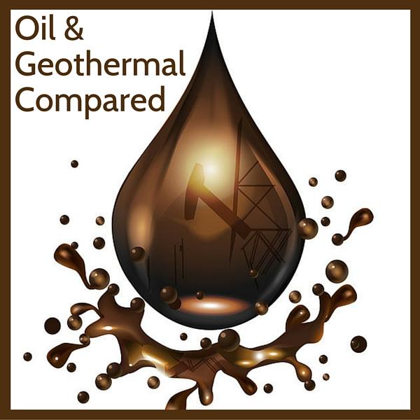 Oil VS Geothermal