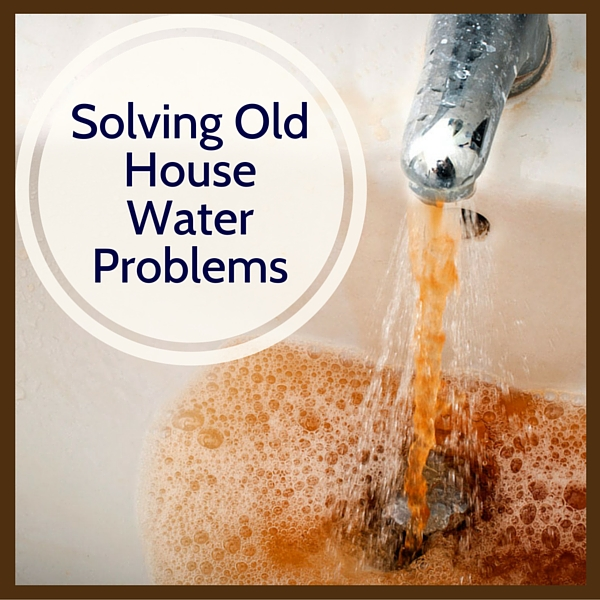 Old House Water Problems