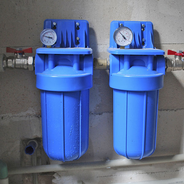 Water Filtration and Water Treatment Systems