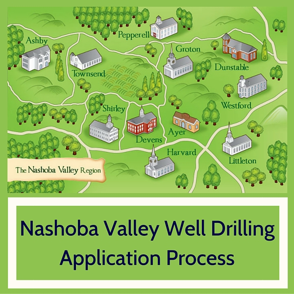 The Nashoba Valley well drilling permitting process