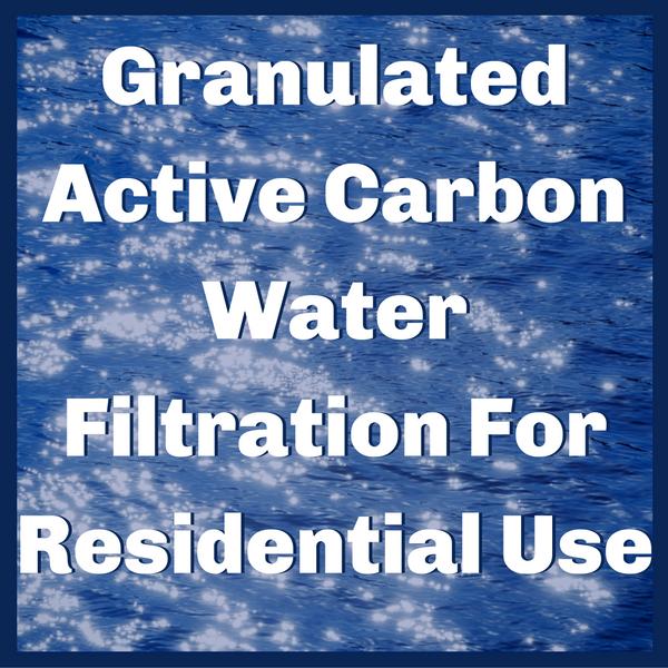 GAC Water Filtration