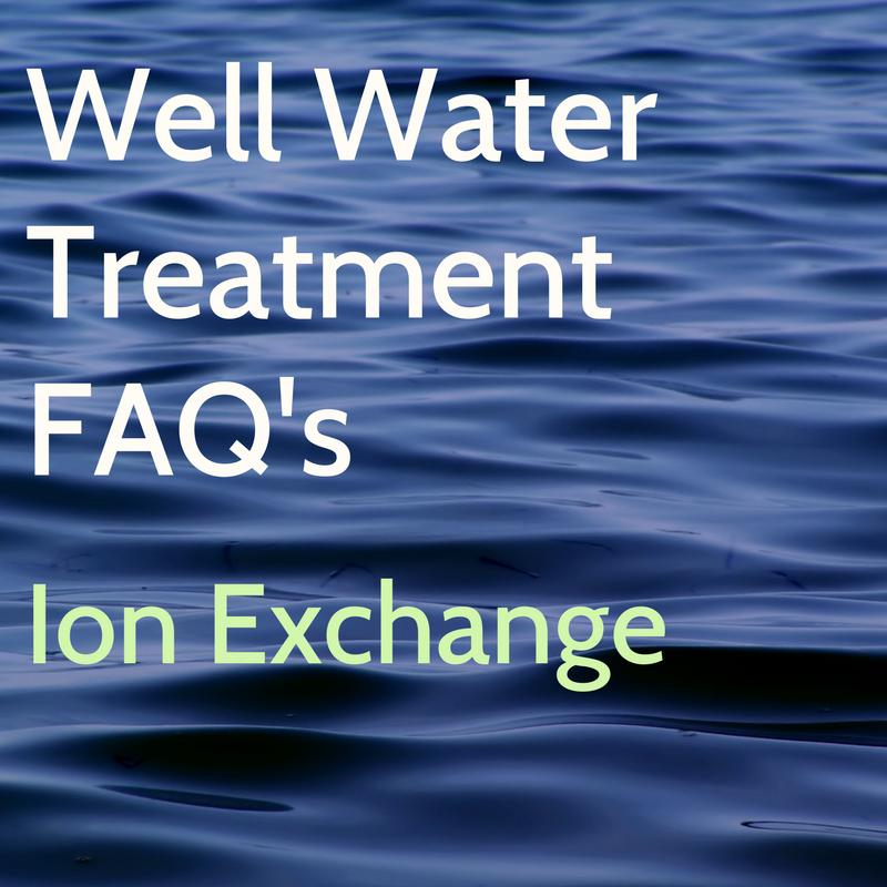 Ion Exchange WaterTreatment