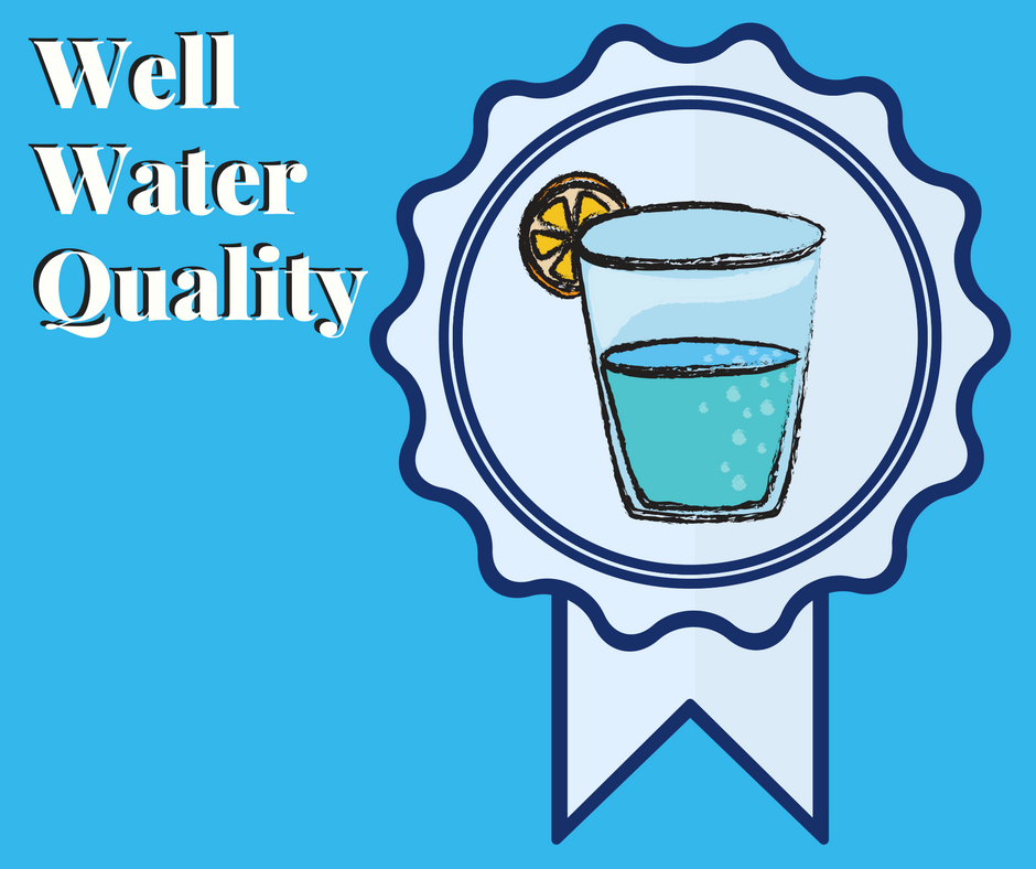 well water quality