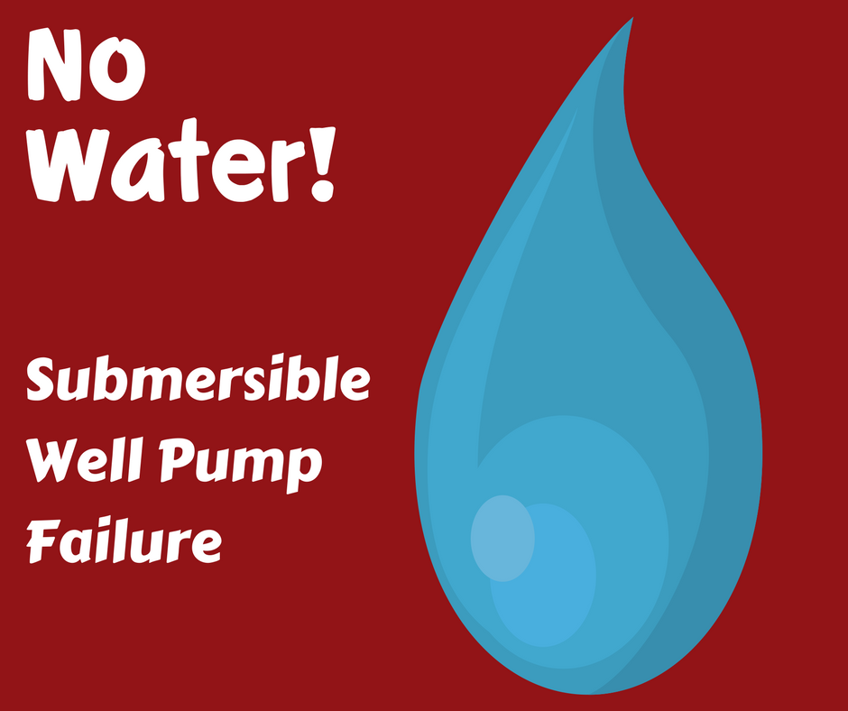 Submersible Well Pump Failure