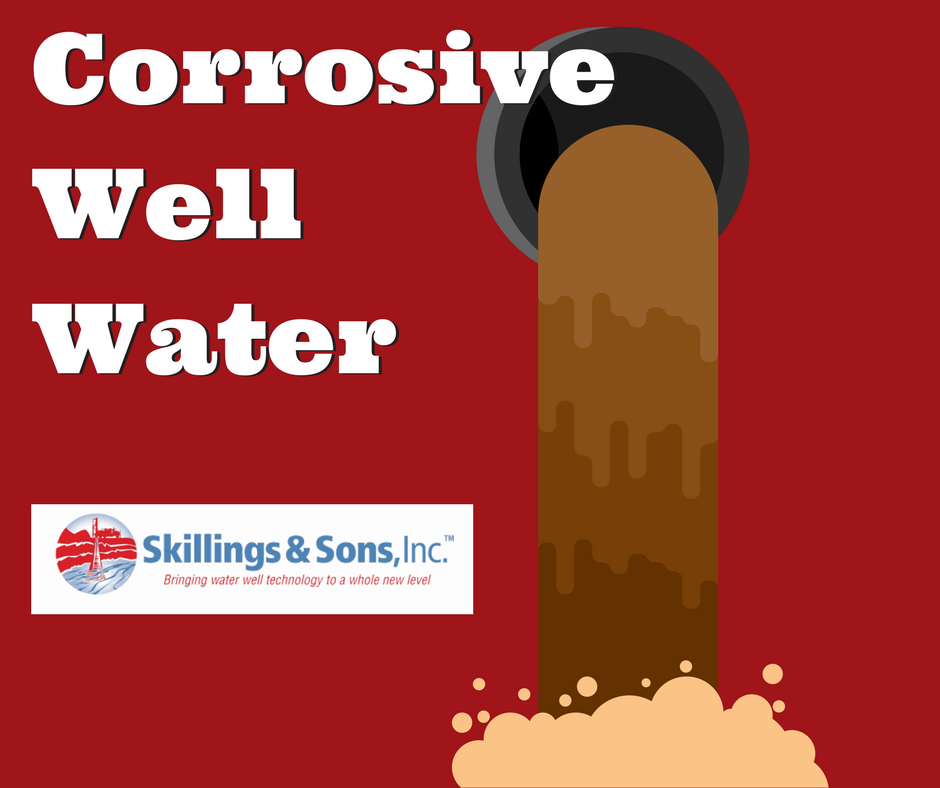 Solving Corrosive Well Water Contamination