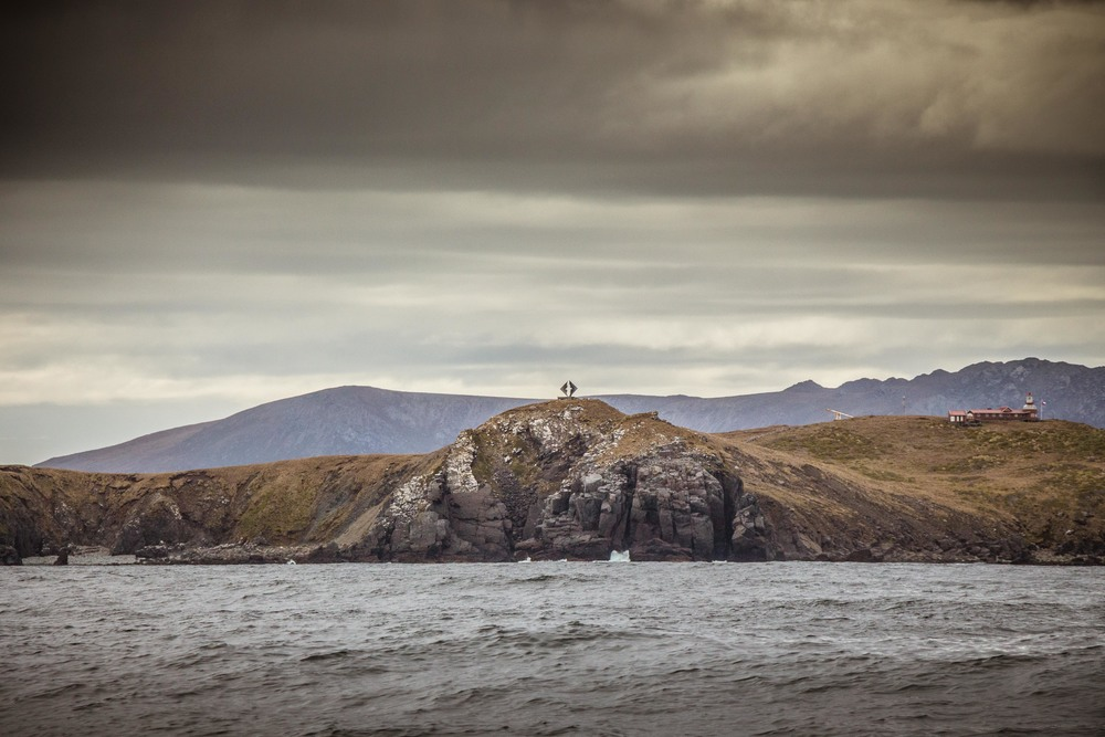 Cape Horn statue