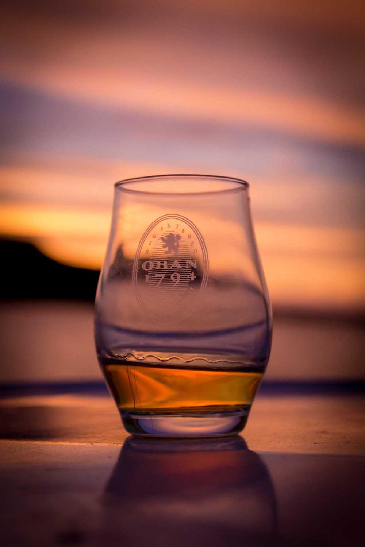 Scottish whisky sailing