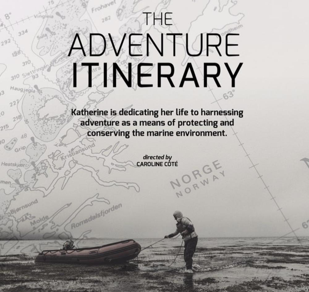 Arctic sailing expedition adventure