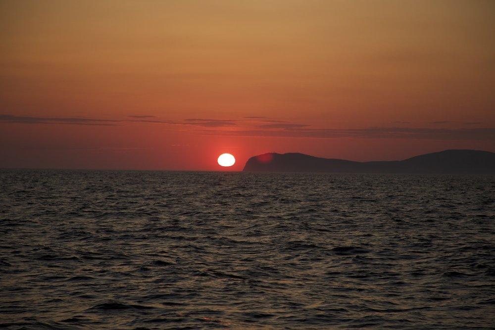 Adventure sailing - Scotland