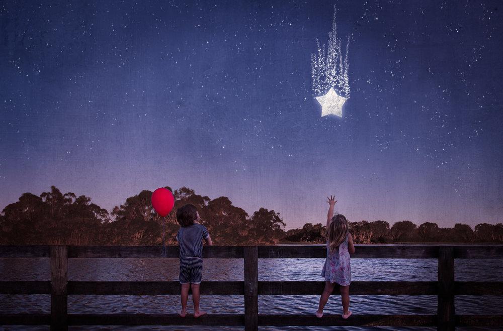 Catch a Falling Star.JPG