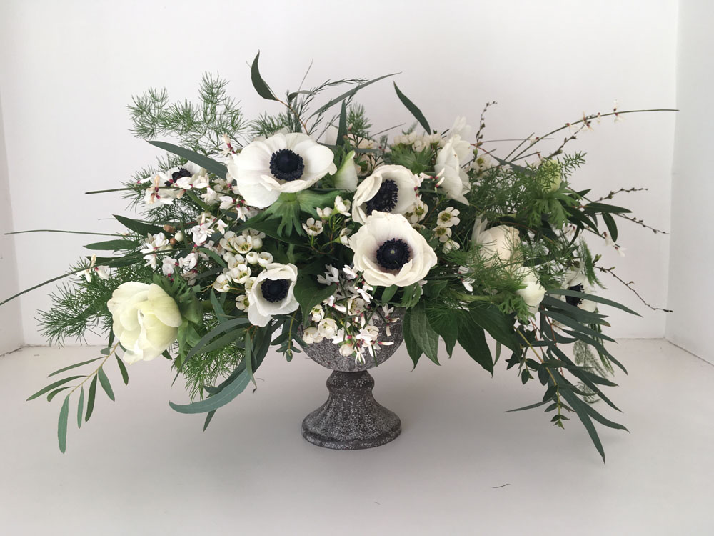 Image Credit: Pollen Floral Joy Birmingham Wedding &Event Florist