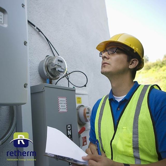 When we initially select a manufacturer to work alongside our engineers carefully examine their products for quality, longevity and the guarantees offered. #retherm #energy