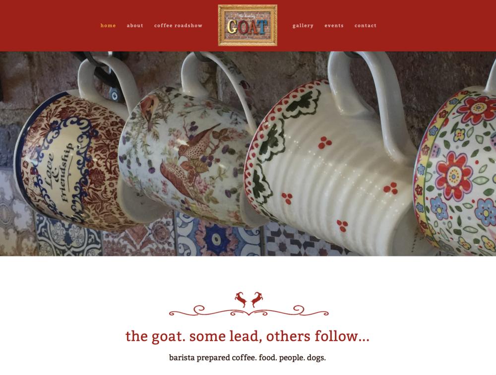 Webawaba - The Dancing Goat website designers