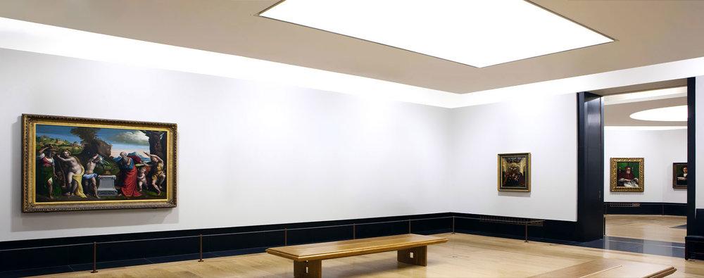 Webawaba PJC Lighting National Gallery