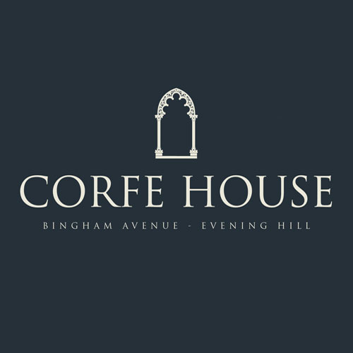 Webawaba corporate identity Corfe House