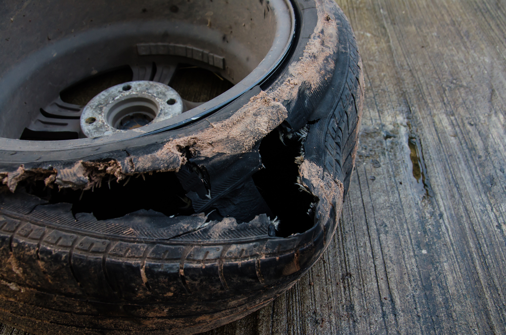 consumer product defect and tire defect