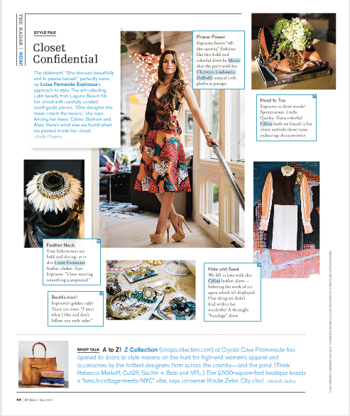 Luisa Riviera Mag May 2013.png