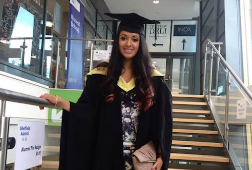 Nikita Takhar, BA in Education, Culture and Childhood