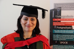 Jo Deguara, PhD (Malta)