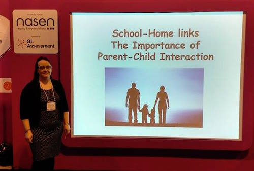 Alicia Blanco-Bayo's presentation at The Education Show