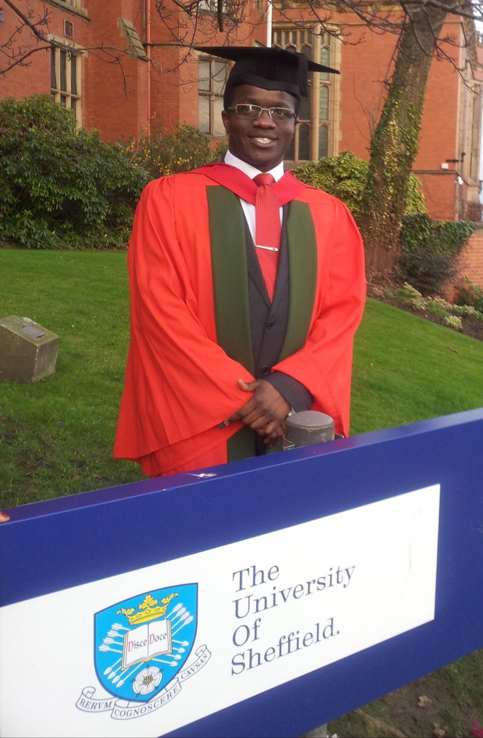 Gladson Chikwa, PhD Educational Studies