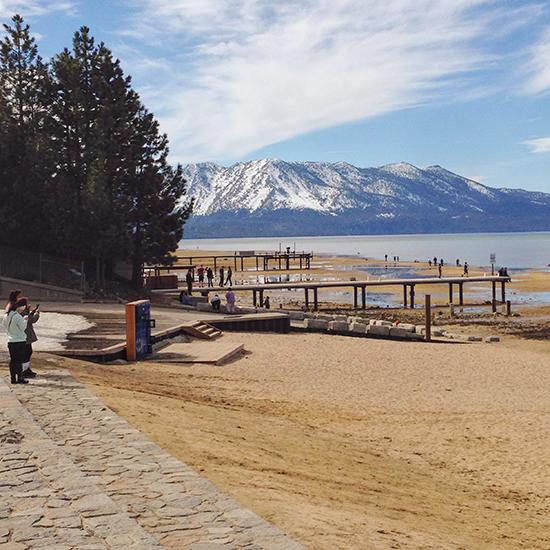 Mt. Watson in Lake Tahoe