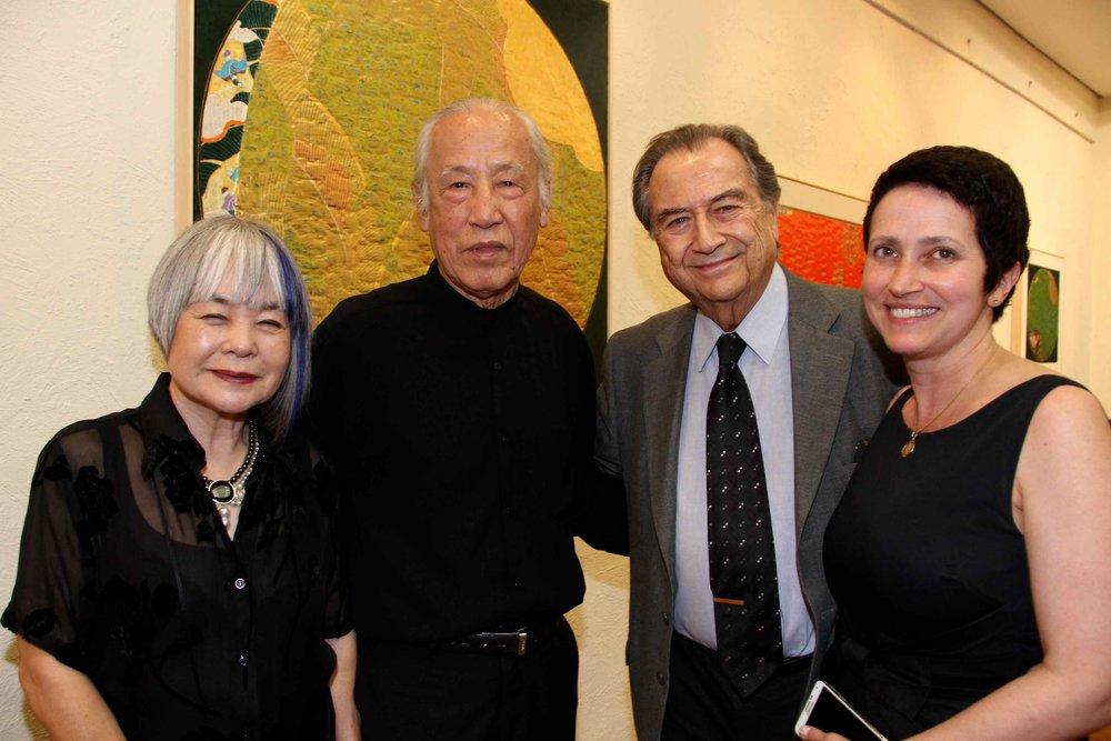 Hikari, Kazuo Wakabayashi e Jose Oswaldo de Paula Franco e Silvana Matos _3485.jpg