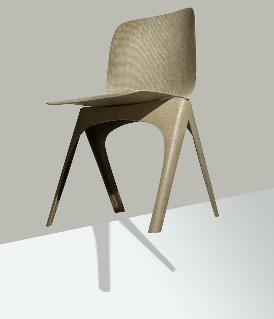 Flax Chair by Christien Meindertsma — Future Filter