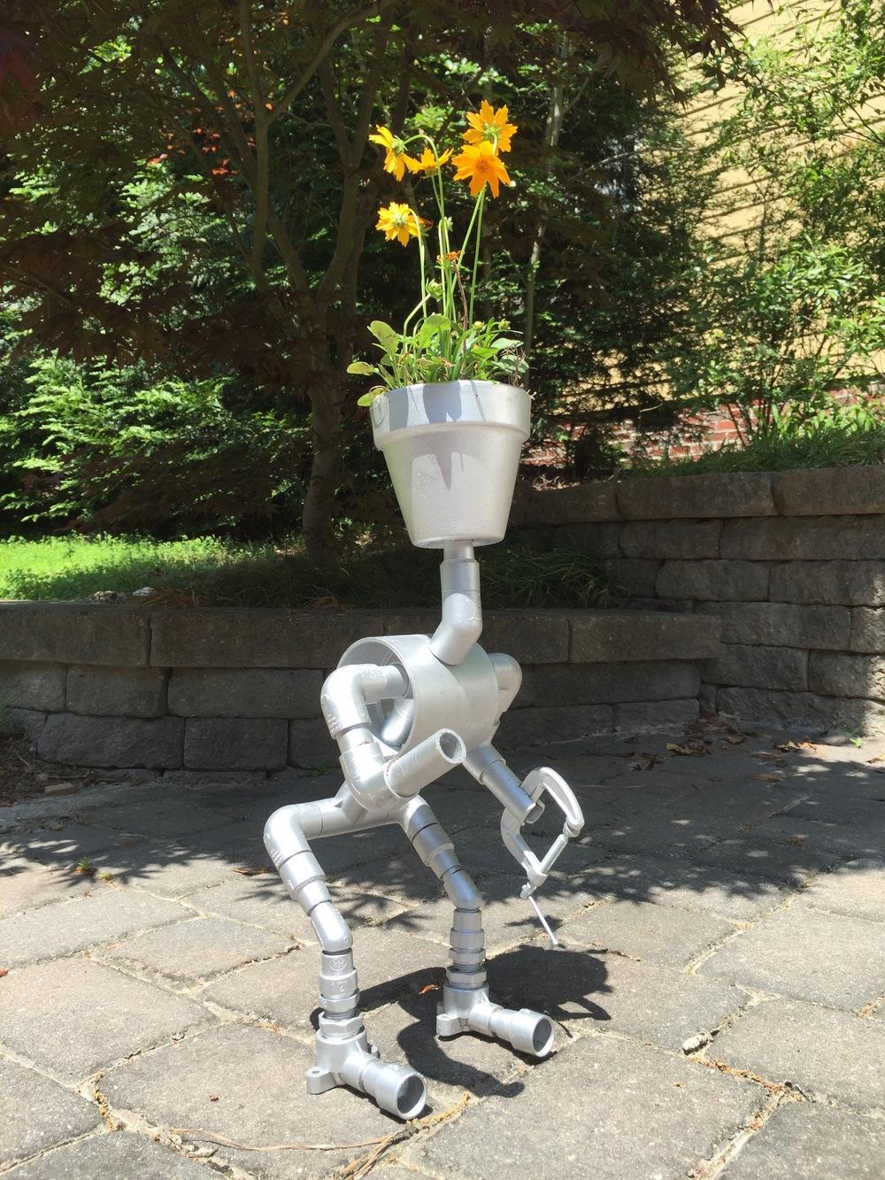 Robot Planter