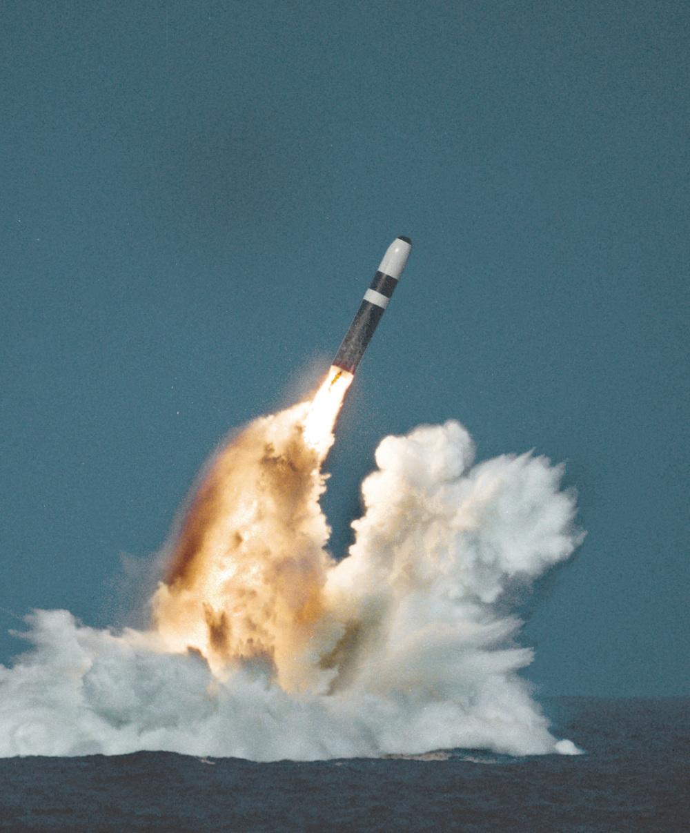 Fleet Ballistic Missiles