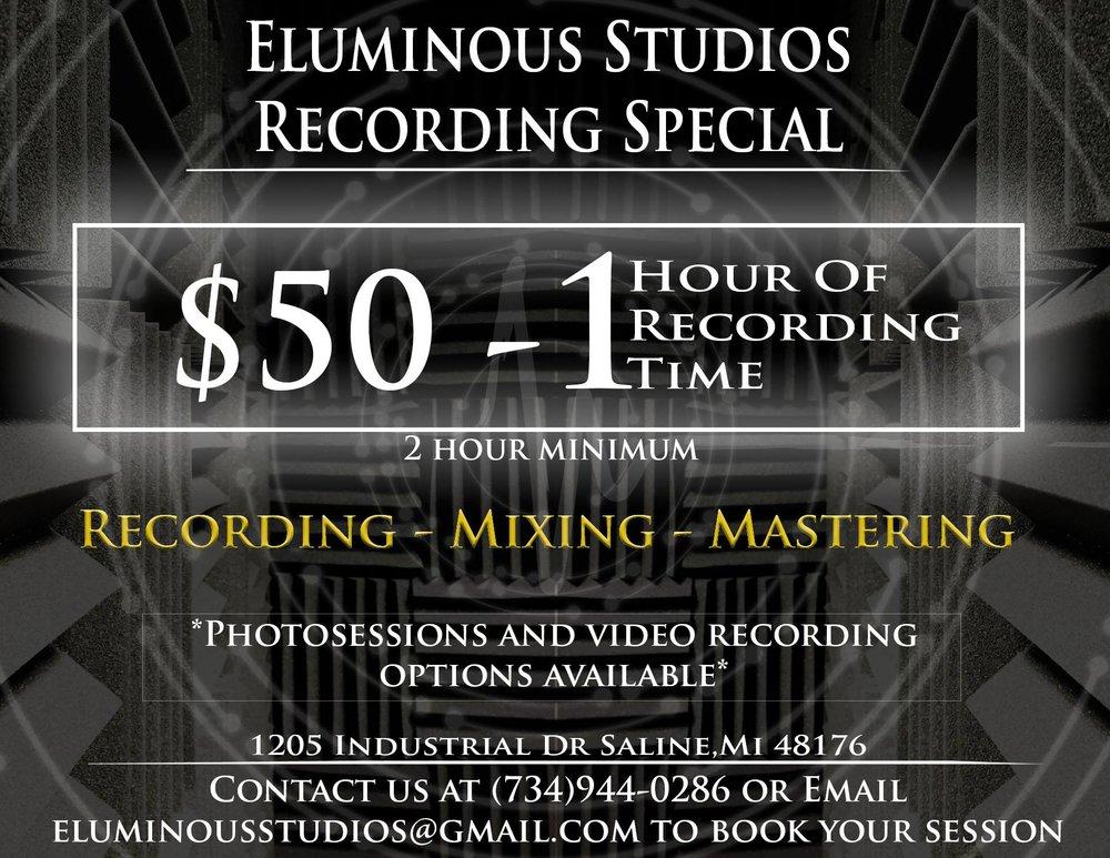 Recording Special