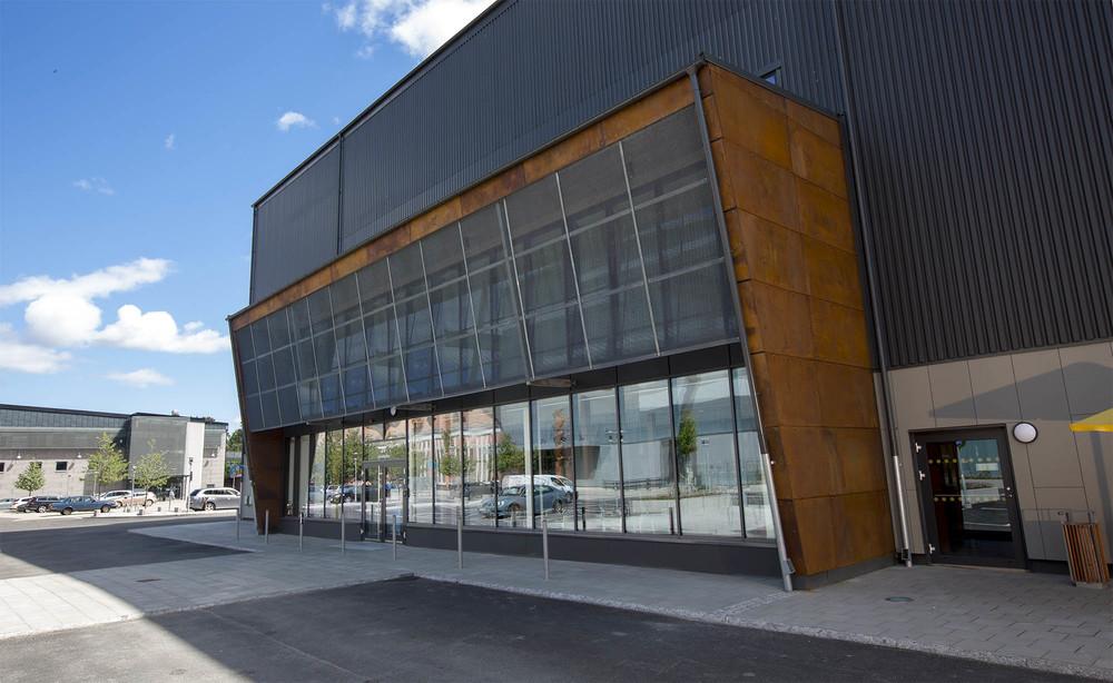 Badmintonhall, Trollhättan