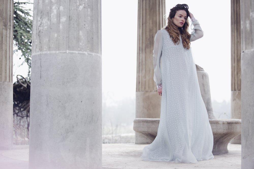 Misty Romance Dress