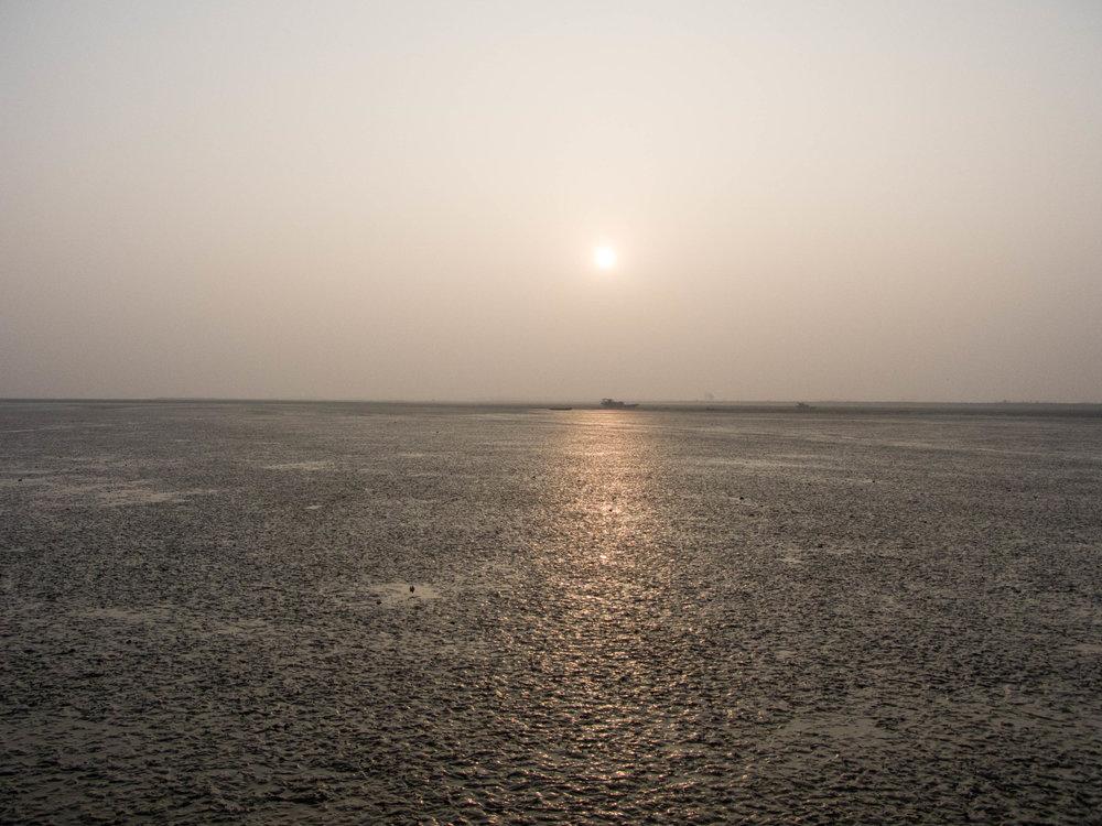Shahu sunset
