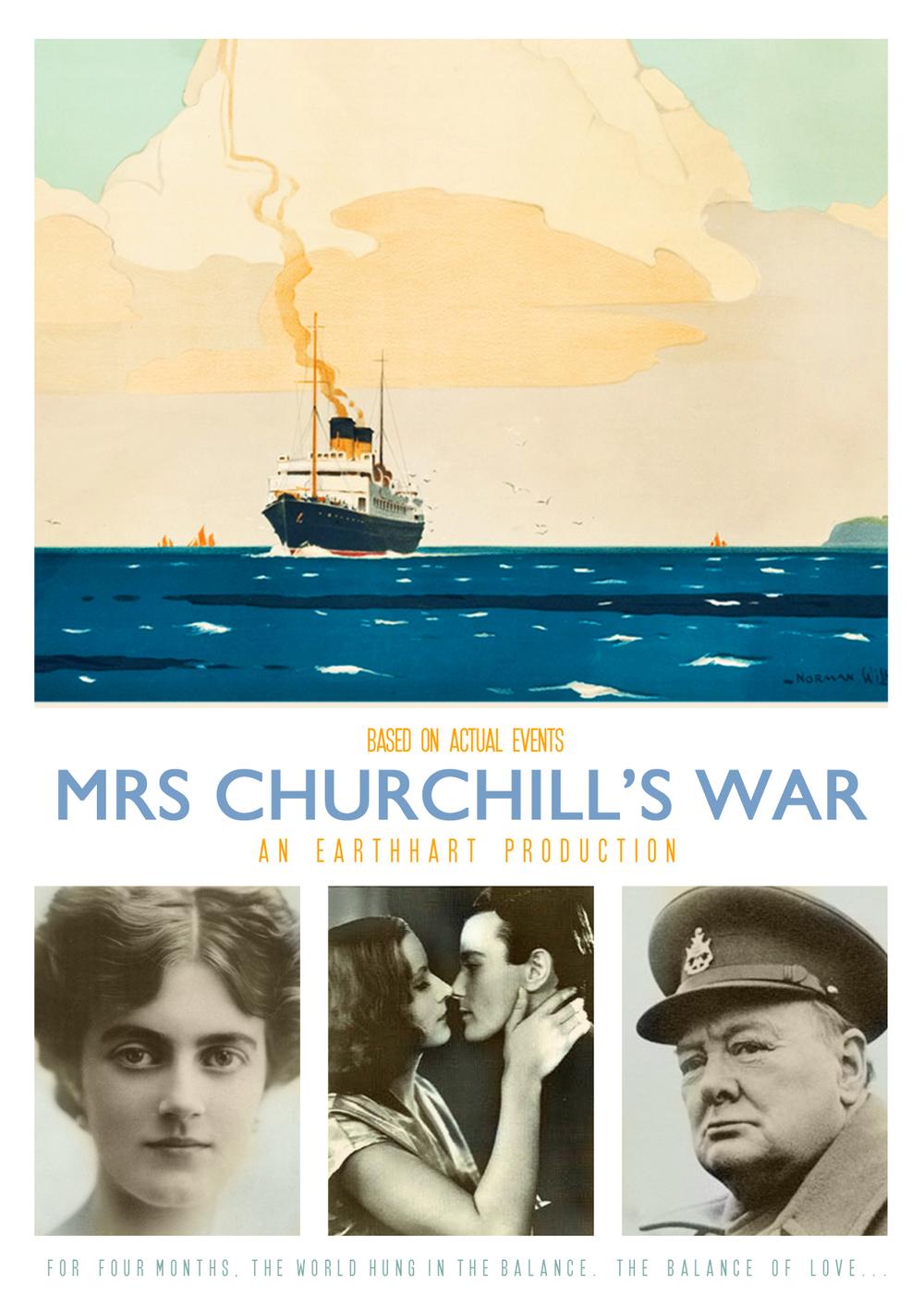 Mrs Churchill's War