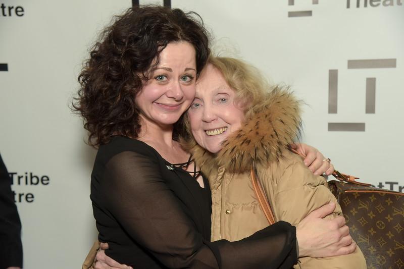 Geraldine Hughes and Charlotte Moore