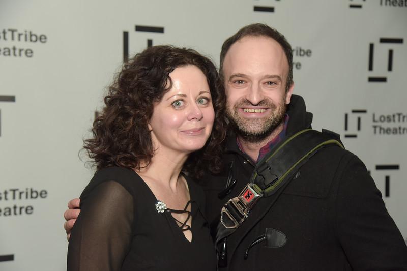 Geraldine Hughes and Seth Shepsle