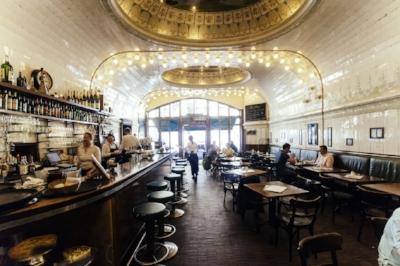 Café Paris- Hamburg