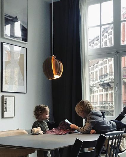 Photo: Marissa Mooiman Item: 25Lamp in The Netherlands.