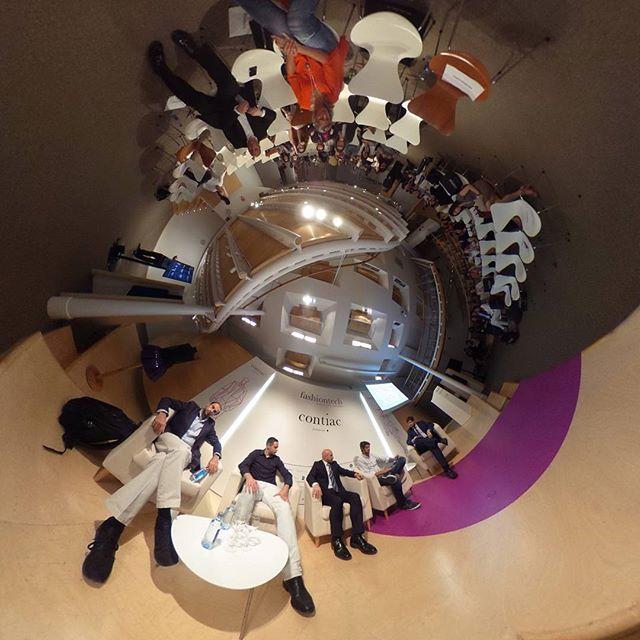 Foro de Moda y Tecnología #fashiontech #moda #tecnología #VR #vr360 #littleplanet